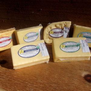 Artisan Raw Milk Cheese