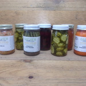 Fermented Foods & Pickles