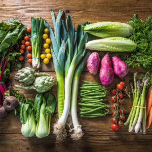 Chemical-free Vegetables